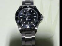 Serviced by Authorized Rolex dealer in November