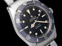 The present Rolex Submariner is a stunning example of