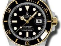 Rolex Watches - Submariner Steel and Gold Style No: