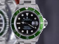 Brand: ROLEX Series: SUBMARINER - F Model No: 16610LV