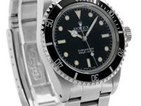 This Rolex Submariner From 1985 Is iN Mint Condition