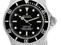 Certified Pre-Owned Gent's Stainless Steel Rolex