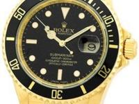 Certified Pre-Owned Gent's 18K Yellow Gold Rolex