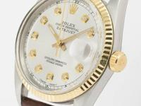 This is a Rolex Oyster Perpetual for sale by