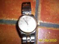 Rolex Oyster Perpetual mens watch exc. cond. no date