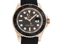 Pre-Owned Rolex Yacht-Master (116655) self-winding