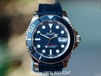 Rolex Yacht-Master Everose 40mm, Ref 116655. Like New