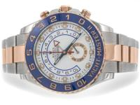 This is a Rolex, Yacht-Master II for sale by