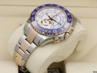 Rolex, Yacht-Master II, Rose Gold & Stainless Steel,