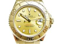 Rolex Oyster Perpetual Yacht-Master Watches. 35mm Case