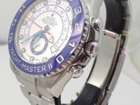 Manufacturer Rolex Model Name Yachtmaster II Model