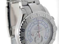 Rolex Yachtmaster II 18k White Gold Mens Automatic
