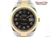 This is a Rolex, Datejust for sale by Sarasota Watch