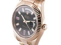 Pre-Owned Rolex Day-Date II (218235) self-winding