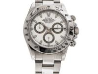 Pre-Owned Rolex Daytona (116520) self-winding automatic