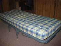 Roll-Away bed...good condition. Real clean...5 inch