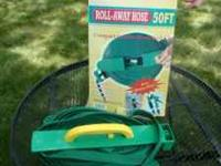Roll Away Hose new, never used $5 email or call Scott