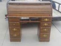 I have a roll top desk that was my grandmothers. Not
