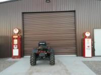 Type:Construction 12x14 rollup door complete $300.00