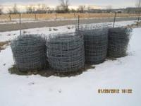 Roll fencing. all for $200 call  Location: Worden, MT