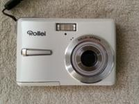 ***Rollei White Color 6mp Camera*** Rollei Camera 8 MP