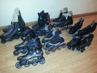 *Roller blades and roller skates* for sale only $10 if