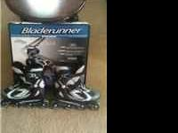 I have a pair of Mens Size (10) Bladerunner Inline