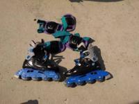 Roller Blades. Adult size 5.  make me an offer!