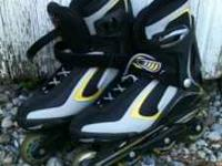 I have an almost brand new pair of Rollerblade