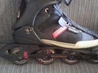 ROLLERBLADES K2 COMMISSION SERIES 80MM ILQ7 MAX 80 SIZE