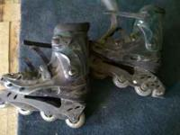 rollerblades mens size 10 best offer  text only