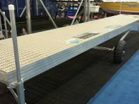 The Admiral's Advantage Rolling Dock HD   Compare The