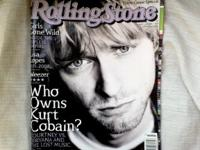 Today we have for you a ROLLING STONE magazine #897!