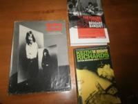 3 books of the rolling stones keith richards the