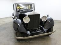 1936 Rolls-Royce 25-30 Limousine1936 Rolls-Royce 25-30