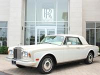 This is a Rolls-Royce, Corniche for sale by Steve Foley