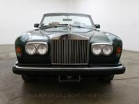1974 Rolls Royce Corniche Convertible1974 Rolls Royce