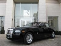 This is a Rolls-Royce, Ghost for sale by Steve Foley of