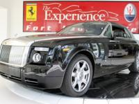 2010 Rolls Royce Phantom CoupeWith only 1,474 miles