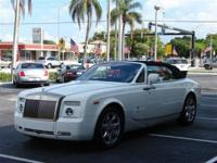 This 2011 Rolls-Royce Phantom Drophead Coupe 2dr