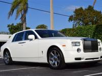 This 2009 Rolls-Royce Phantom 4dr 4dr Sdn Sedan
