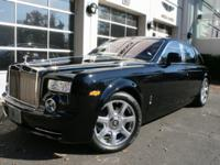 This is a Rolls-Royce Phantom for sale by Miller