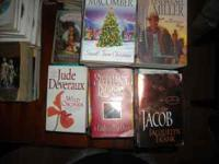 700+ romance books for sale. all in good condition,