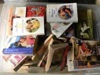 Old Romance Novels over 100 of them....MUST SELL all