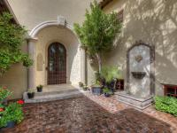 Replacement value on this romantic custom home on the