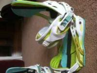 Rome Targa Bindings: Only used for one season, good