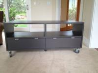 Media console from Room and Board in excellent