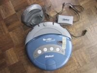 Roomba 4320, for parts or repair. Needs new battery and