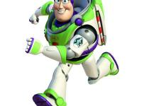 To infinity and beyond. Buzz Light year, the