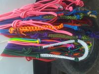 have rope halters for sale. plain halters are $15 and